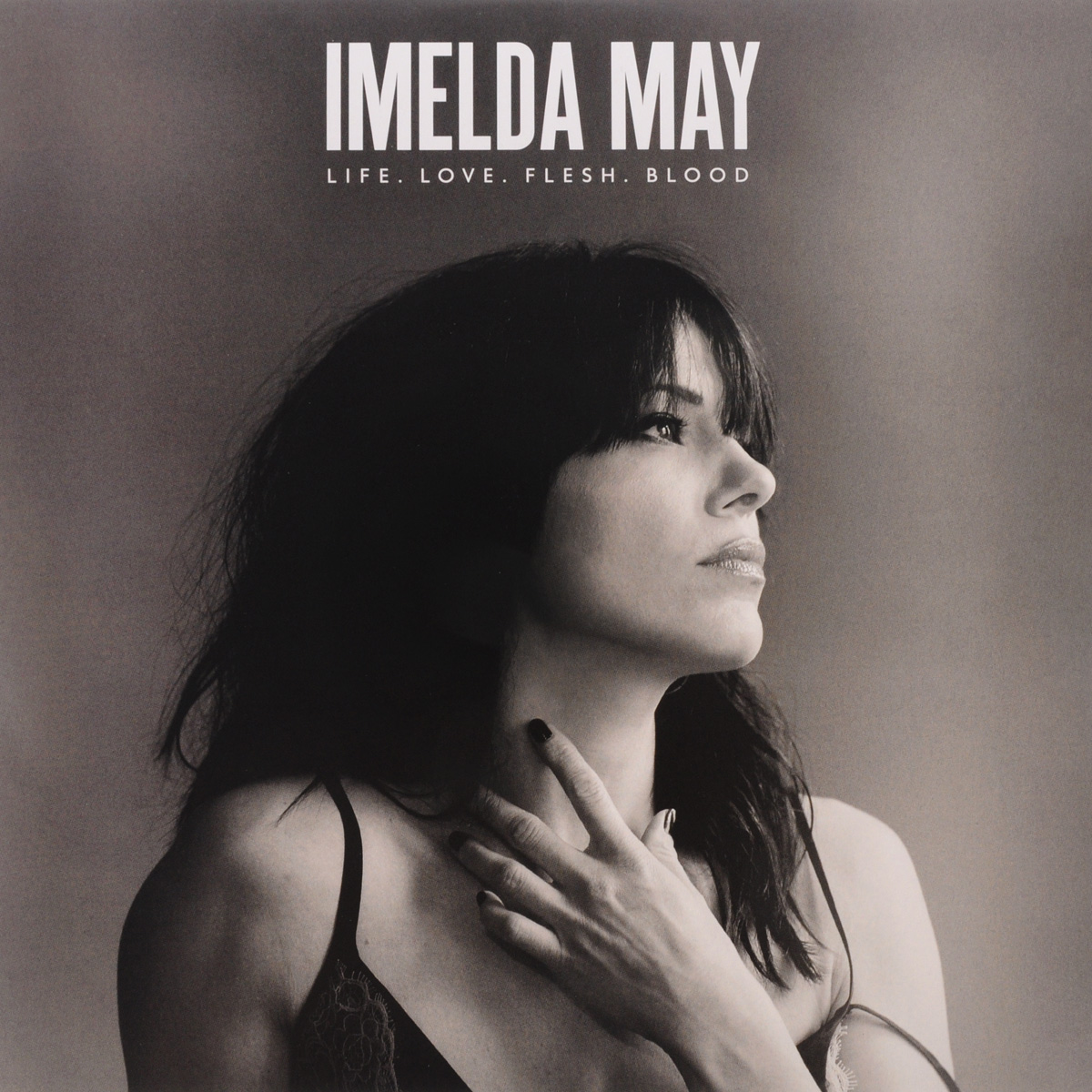 Имелда Мэй Imelda May. Life Love Flesh Blood (LP)
