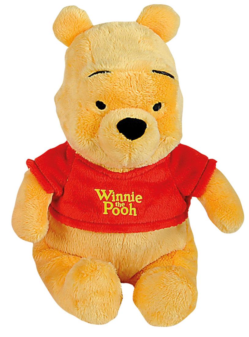 Nicotoy Мягкая игрушка Медвежонок Винни 25 см мягкая игрушка nicotoy медвежонок винни 5872629