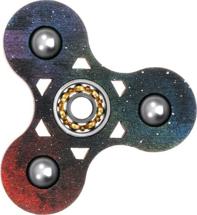 1Spinner Антистрессовая игрушка Спиннер Космос 1