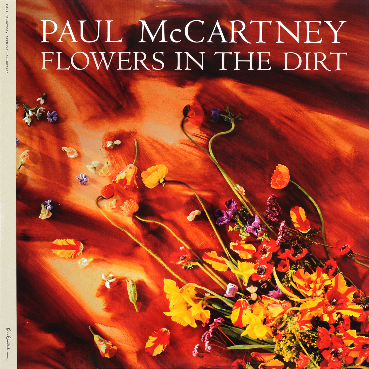 Пол Маккартни Paul McCartney. Flowers In The Dirt (2 LP) пол маккартни paul mccartney flowers in the dirt special edition 2 cd