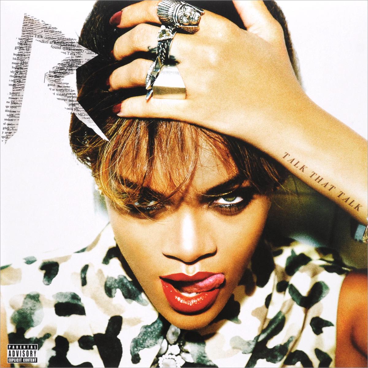 цена на Rihanna Rihanna. Talk That Talk (LP)