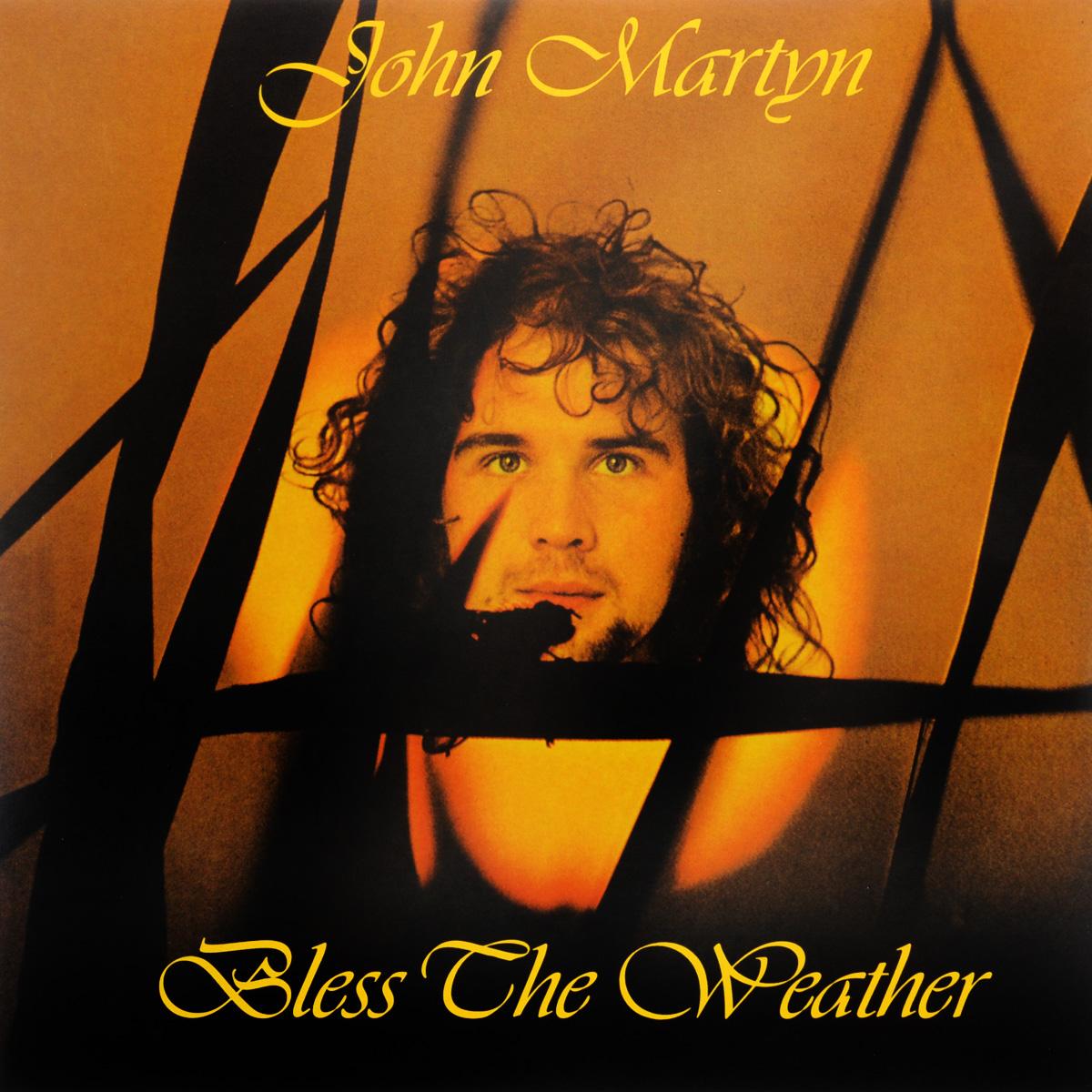 Джон Мартин John Martyn. Bless The Weather (LP) джон мартин john martyn sapphire 2 lp