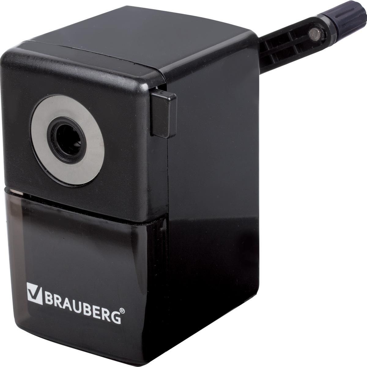Brauberg Точилка BlackJack 222516
