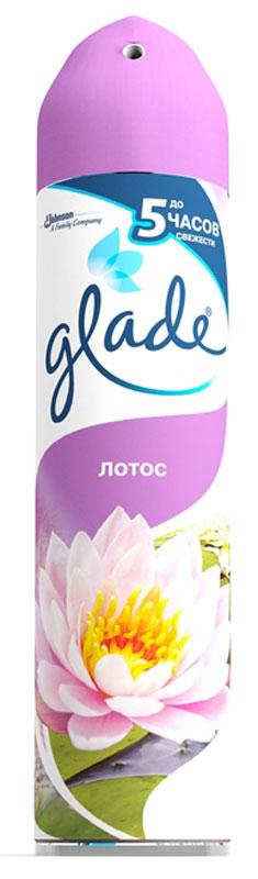 Фото - Освежитель воздуха Glade Лотос, 300 мл освежитель воздуха glade арома кристалл сменн блок 8г в ассорт