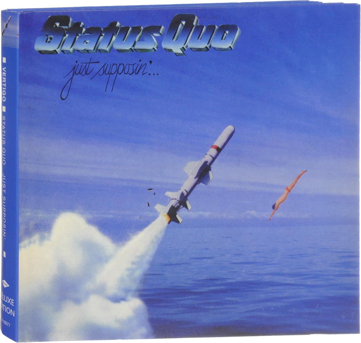 Status Quo Status Quo. Just Supposin'... Deluxe Edition (2 CD) status quo status quo hello deluxe edition 2 cd