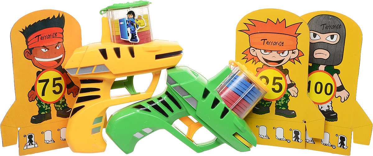 Bradex Пистолет детский Дискомет детский пистолет revitalization star