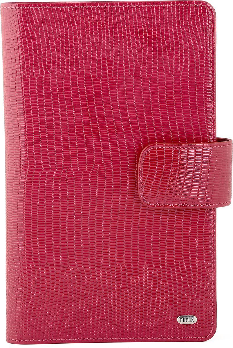 цена Визитница Petek 1855, цвет: красный. 1083.173.10 онлайн в 2017 году
