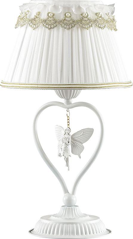 Лампа настольная Lumion Ponso, цвет: белый, E27, 40 Вт. 3408/1T бра ponso 3408 1w