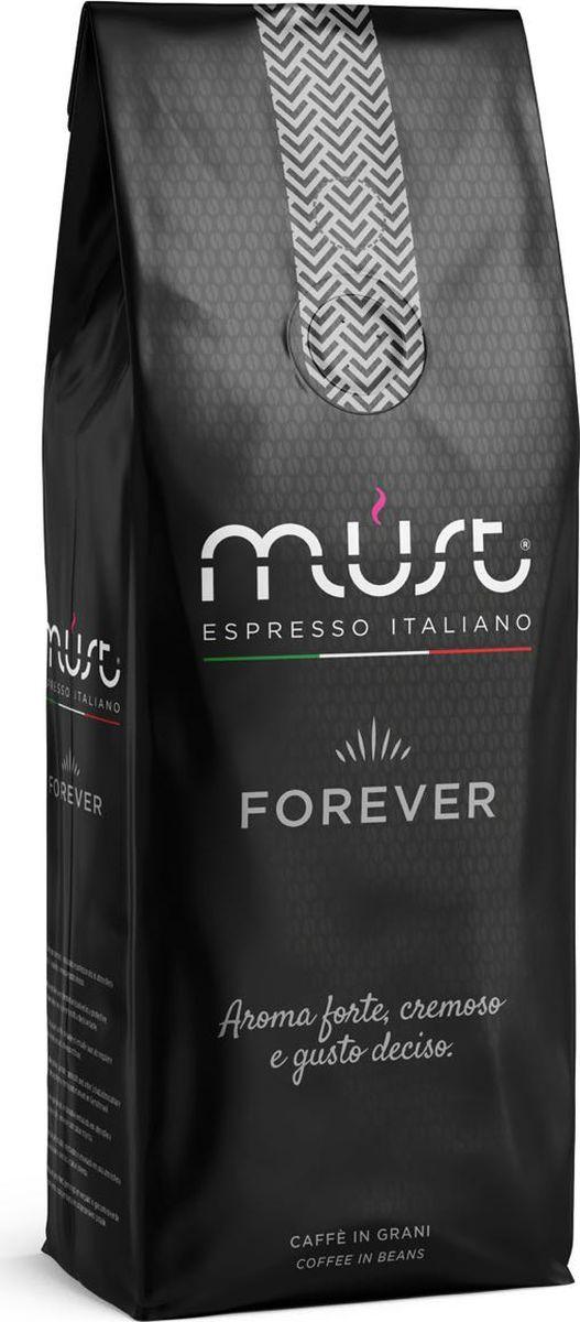 Must Forever кофе в зернах, 1 кг кофе в зернах nivona craft 1 кг