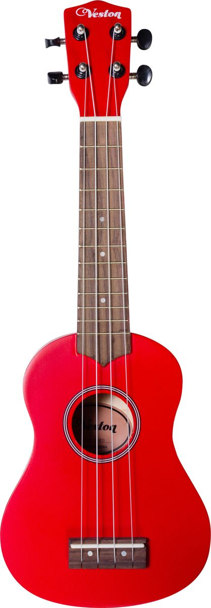 Veston KUS 15RD укулеле veston c 45a bk акустическая гитара