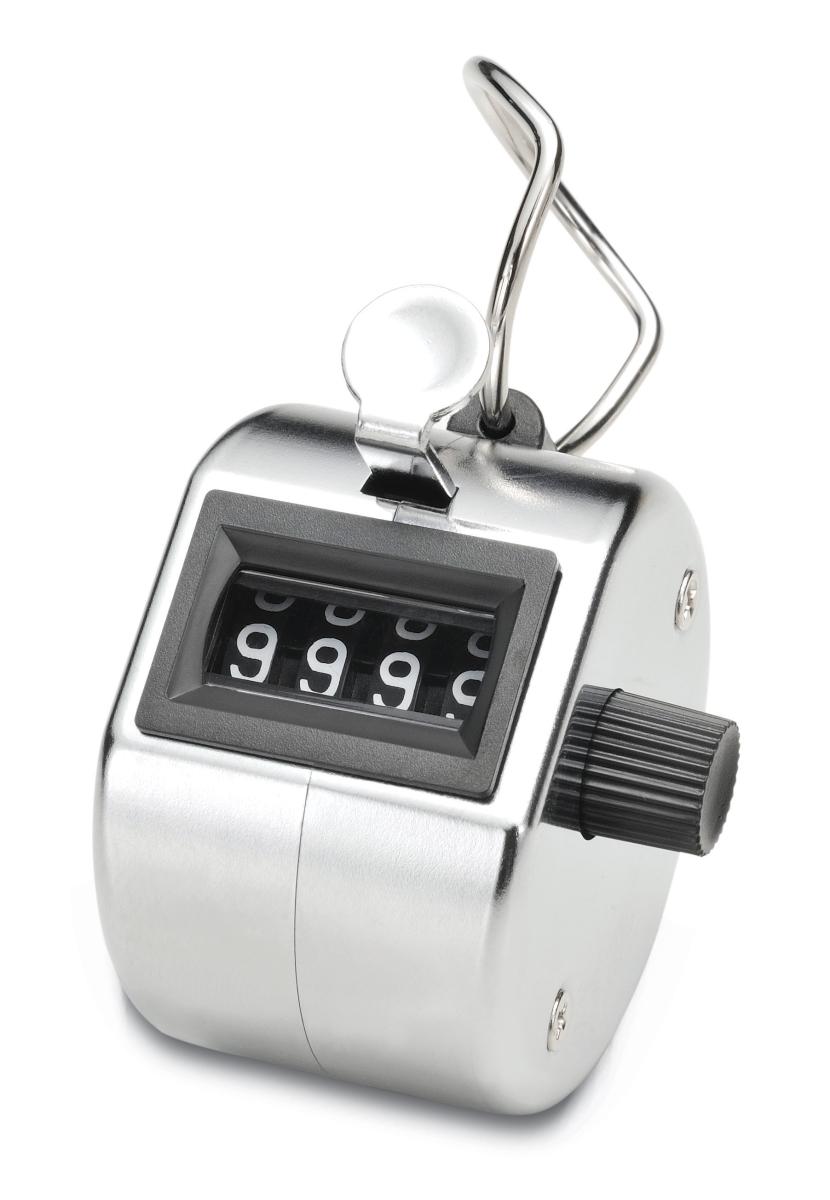 KW-Тrio Счетчик механический хромированный цены