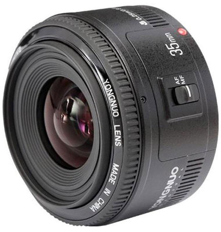 Объектив YongNuo 35F2.0 для Canon объектив yongnuo af 100mm f 2 0 canon