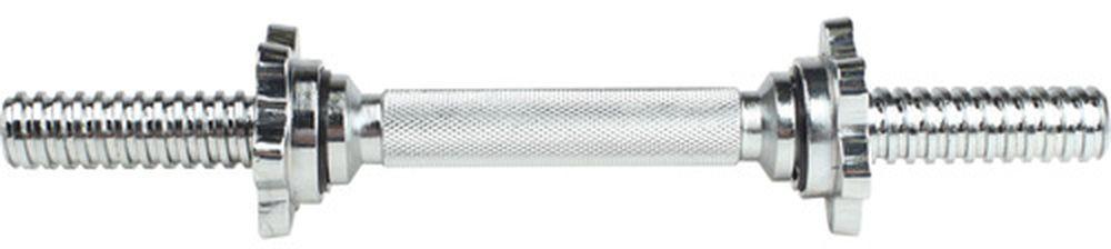 Гриф гантельный OneRun, диаметр 2,6 см, длина 35 см цена