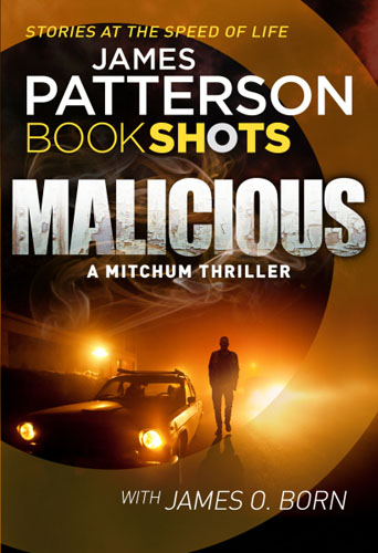 Malicious (A Mitchum Thriller) murder on bank street