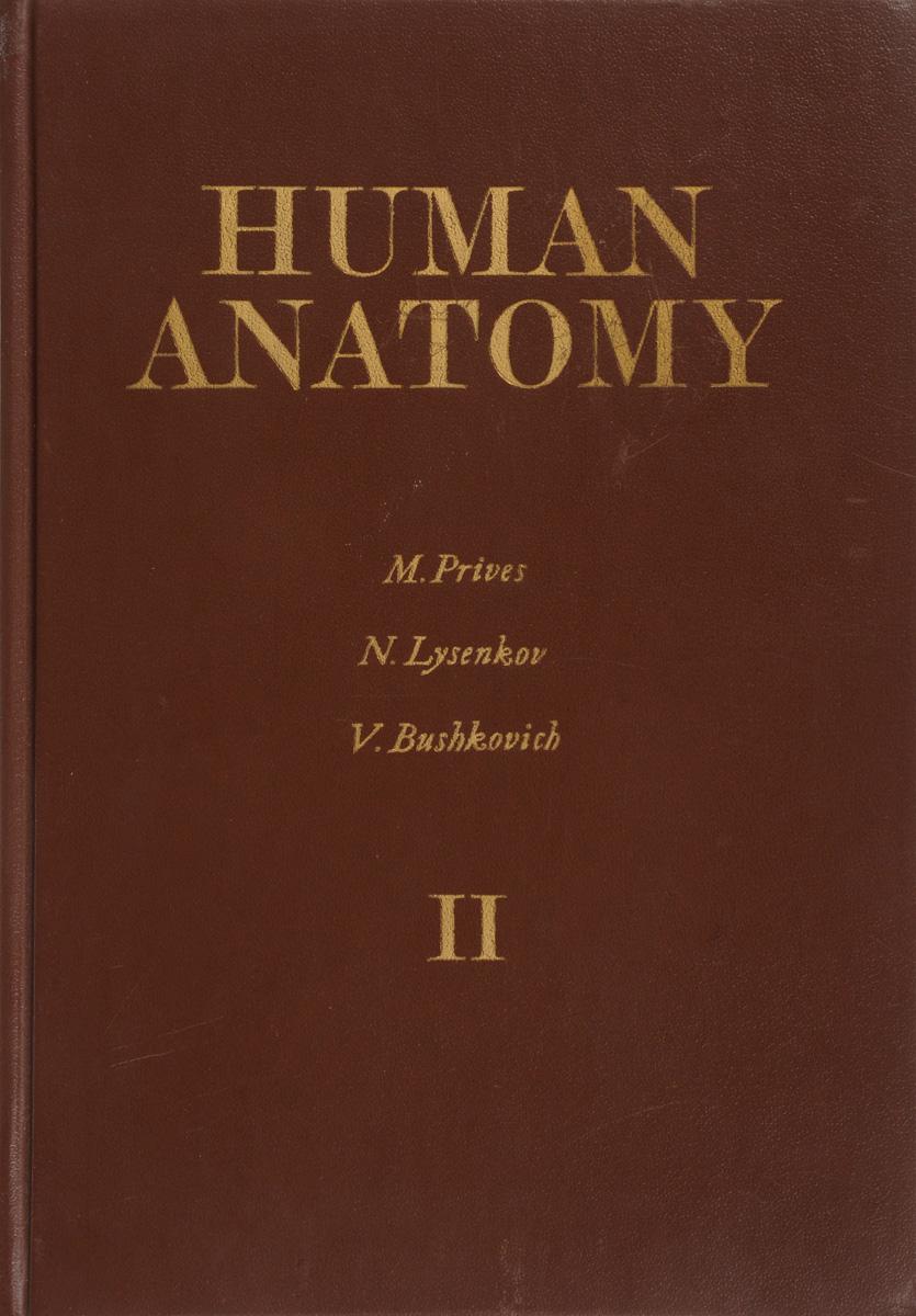 Human anatomy. Анатомия человека. Том II