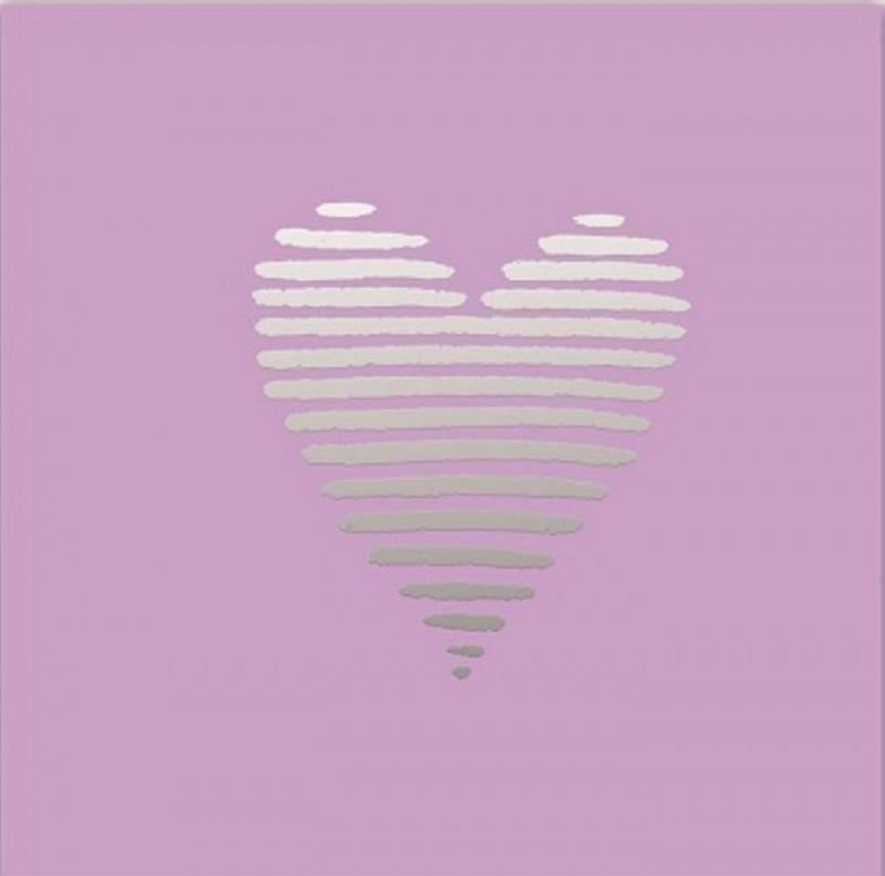 Феникс+ Записная книжка Ноутбук Сердце 80 листов