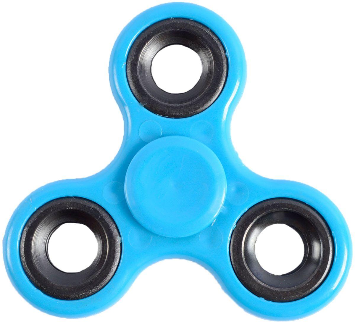 Fidget Spinner Спиннер Gyro цвет синий спиннер fidget spinner megamind м7266 pro 3 silver