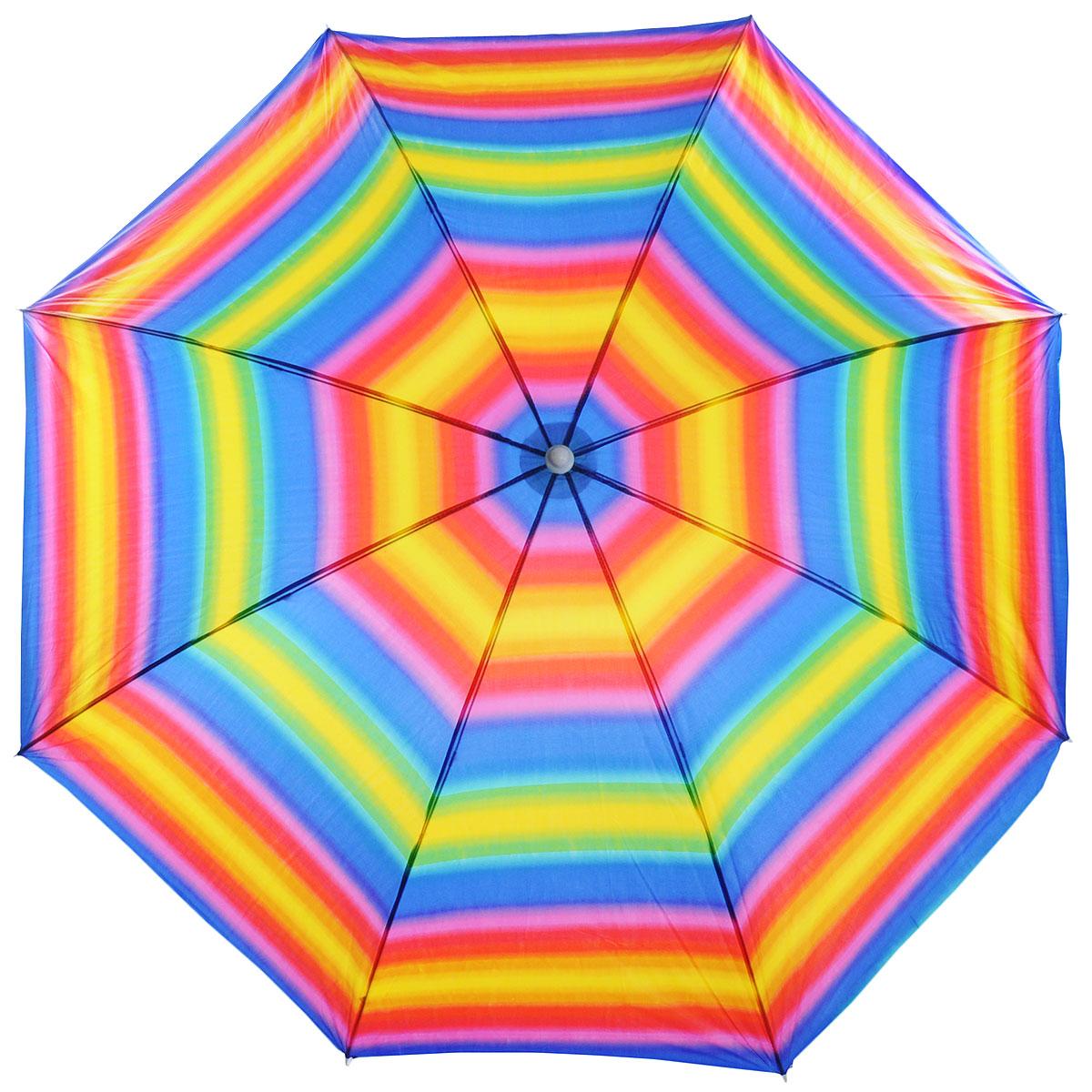 Пляжный зонт Wildman зонт пляжный складной зеленая полоса d 180 см