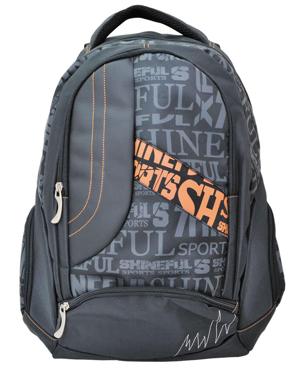 Action! Рюкзак цвет серый AB11062 цена и фото