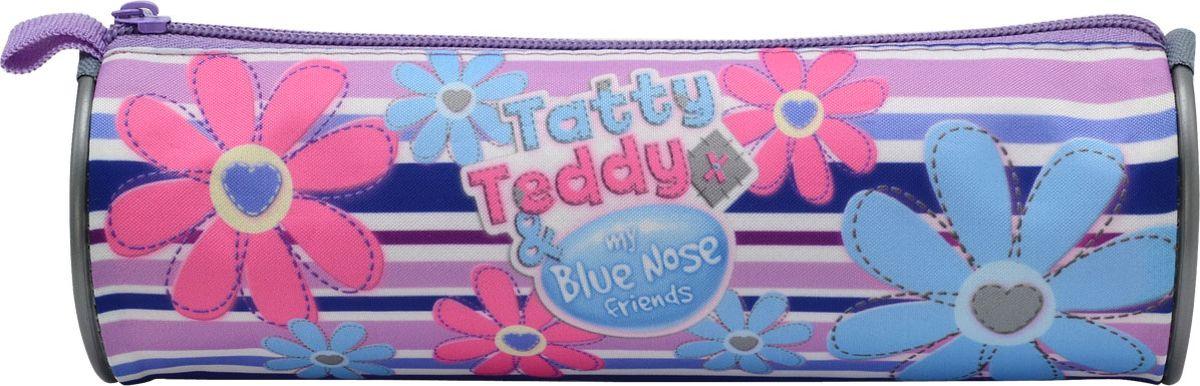 Action! Пенал-тубус Tatty Teddy цвет розовый голубой action пенал тубус tatty teddy цвет розовый голубой