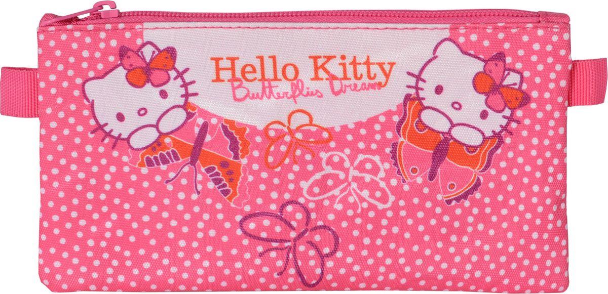 Action! Пенал Hello Kitty цвет розовый action пенал тубус tatty teddy цвет розовый голубой