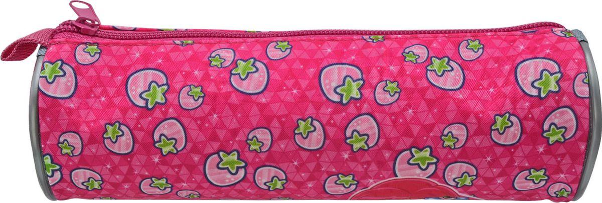 Action! Пенал-тубус Strawberry Shortcake цвет розовый action пенал тубус tatty teddy цвет розовый голубой