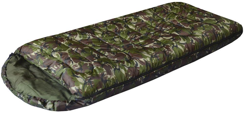 Спальный мешок-одеяло Prival Camp Bag. Английская кукла, правосторонняя молния0064347Спальный мешок Сamp bag плюс (Prival) – новинка в недорогой, бюджетной серии спальных мешков выпускаемых под товарным знаком Prival. Легкий, теплый спальный мешок-одеяло увеличенных размеров имеет малый вес, что просто необходимо путешественнику в дальних треккинговых походах, а также прекрасно подойдет всем любителям активного отдыха. Данная модель рассчитана на демисезонный период времени года. Спальный мешок Сamp bag плюс представляет собой удобное комфортное одеяло увеличенных размеров с подголовником, компактно упаковывается, имеет малый вес. Верхняя предельная температура, °С : +15 Верхняя температура комфорта, °С: +7 Нижняя температура комфорта, °С: +5 Нижняя экстримальная температура, °С : 0 Характеристики: Тип спального мешка: Одеяло с подголовником Материал внешней ткани: Полиэстр Материал внутренней ткани: Нейлон Наполнитель: файберпласт Длина: 220 см Ширина: 95 см Вес: 1,4 кг Упаковка: Упаковочный мешок Размеры в свернутом виде (ДхШхВ): 35 х 25 см.