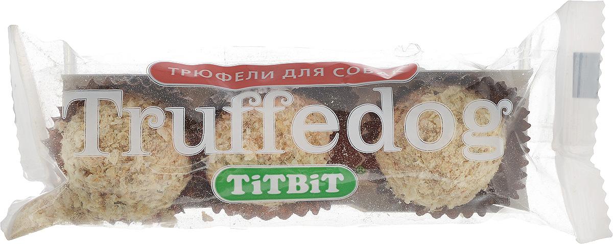 """Лакомство для собак Titbit """"Трюфельдоги"""", с бараниной, 33 г"""