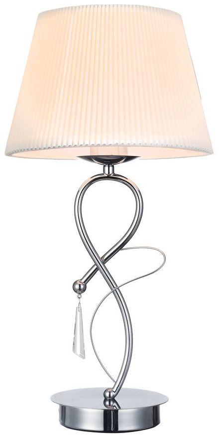 Лампа настольная Omnilux, 1 х E27, 60W. OML-61504-01 настольная лампа tdm electric 60w e27 black sq0337 0113