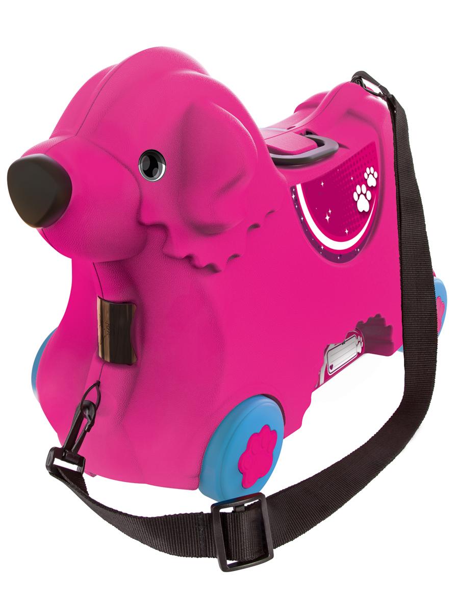 Big Чемодан детский цвет розовый цены