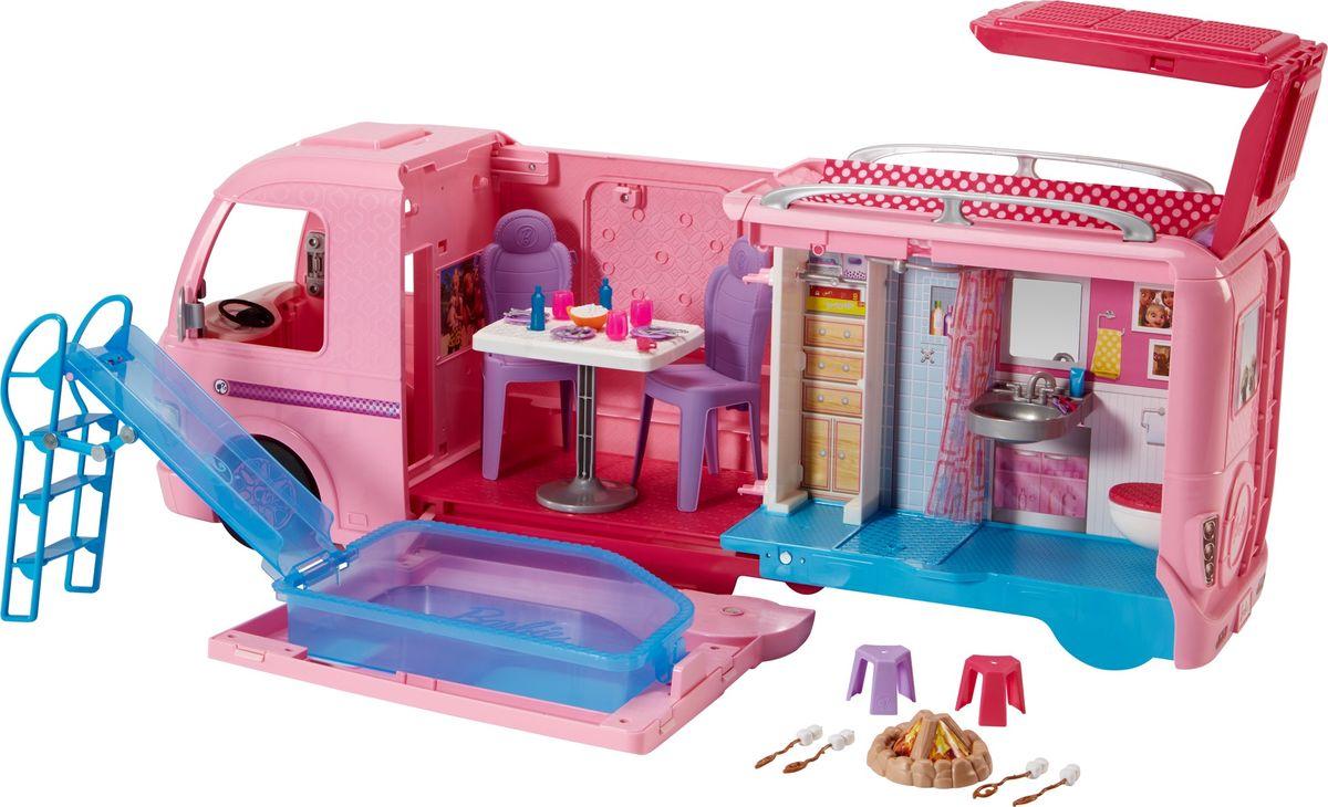 Barbie Волшебный раскладной фургон для куклы