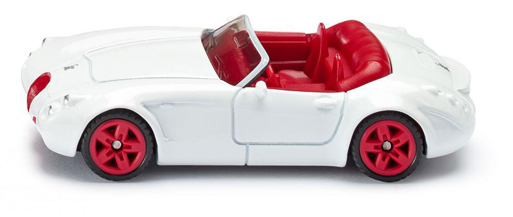 Siku Модель автомобиля Wiesmann Roadster MF5 игрушка siku бмв 645i кабриолет 8 9 3 8 2 4см 1007