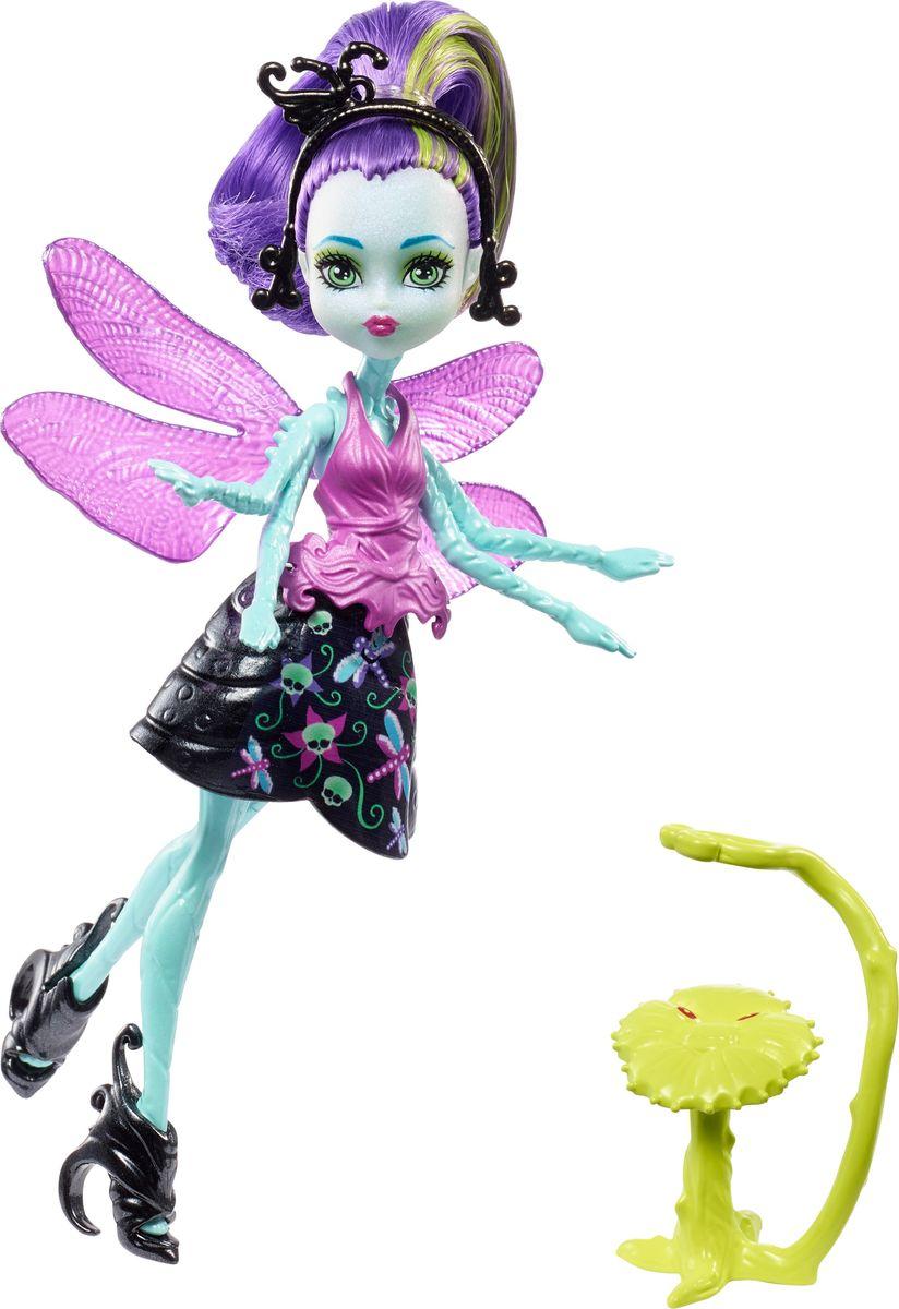 Monster High Игровой набор с куклой Wingrid