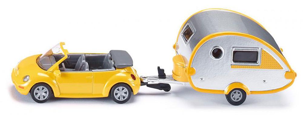 Siku Машина с домом на колесах siku машина с домом на колесах