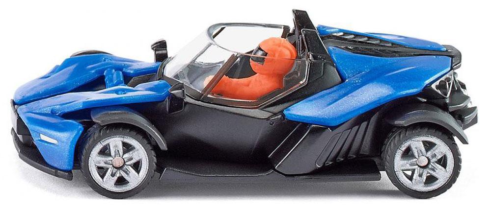 Фото - Siku Модель автомобиля KTM X-BOW GT игрушка siku машинка ktm x bow gt 1436