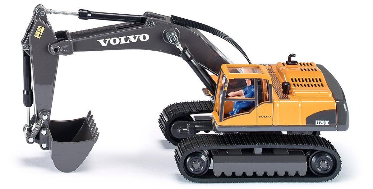 Siku Экскаватор гидравлический Volvo EC 290 цена 2017