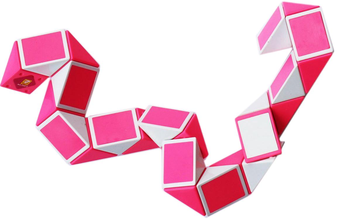 Город Игр Головоломка Фиксики Змейка цвет розовый