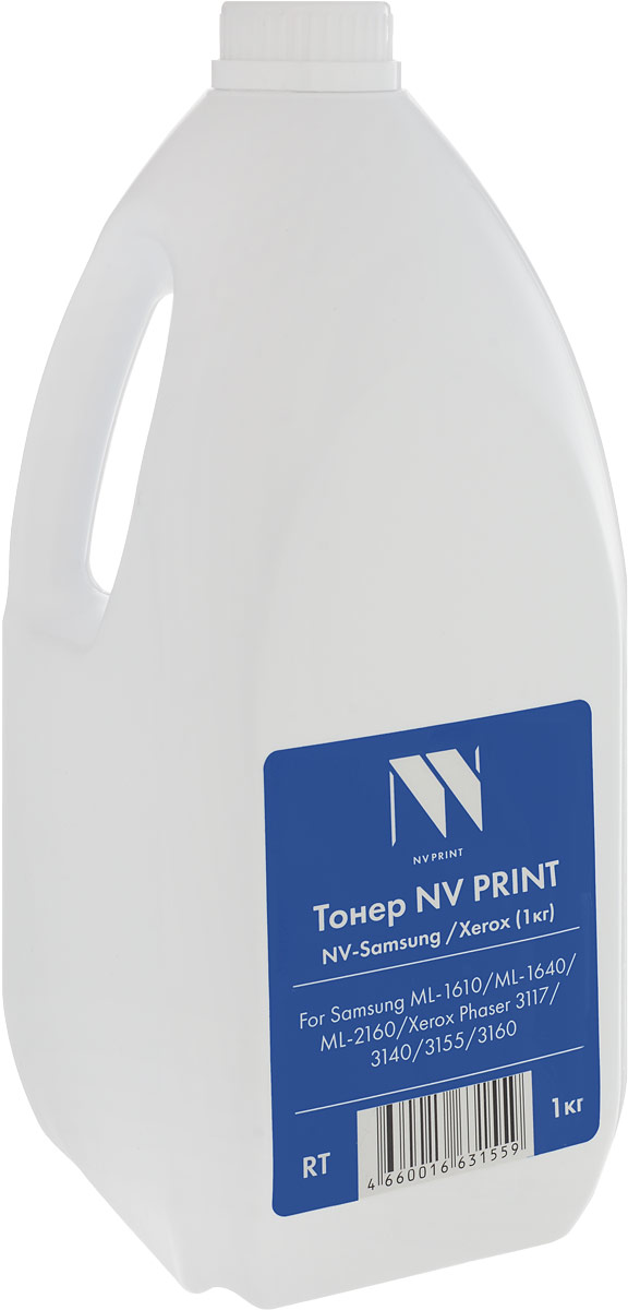 NV Print NV-Samsung/Xerox, Black тонер для лазерных картриджей Samsung/Xerox