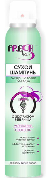 Витэкс Fresh Hair Сухой шампунь с экстрактом Репейника, 200 мл Витэкс