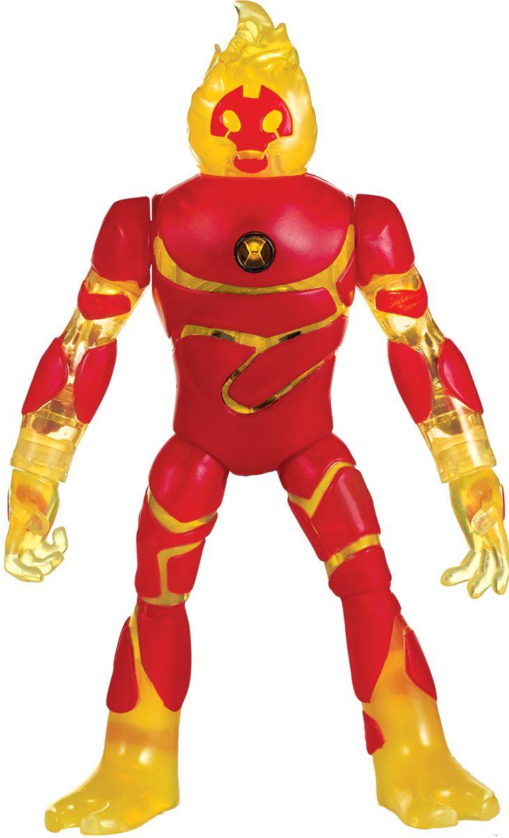 Ben 10 Фигурка функциональная Человек-огонь 16 см