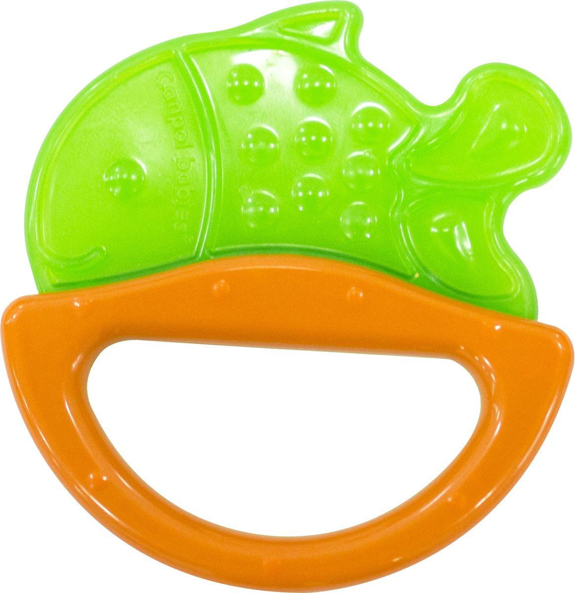 stellar погремушка прорезыватель рыбка цвет красный желтый Canpol Babies Погремушка Рыбка с прорезывателем цвет зеленый