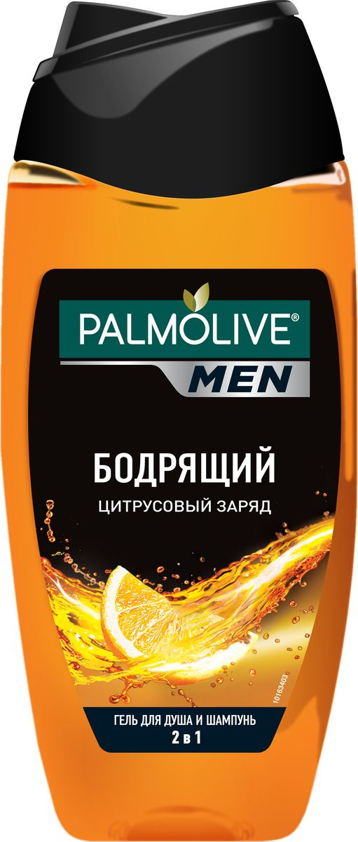 Palmolive Гель для душа Цитрусовый Заряд 250мл мужской
