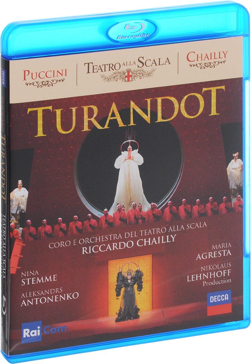Riccardo Chailly. Puccini: Turandot (Blu-ray)