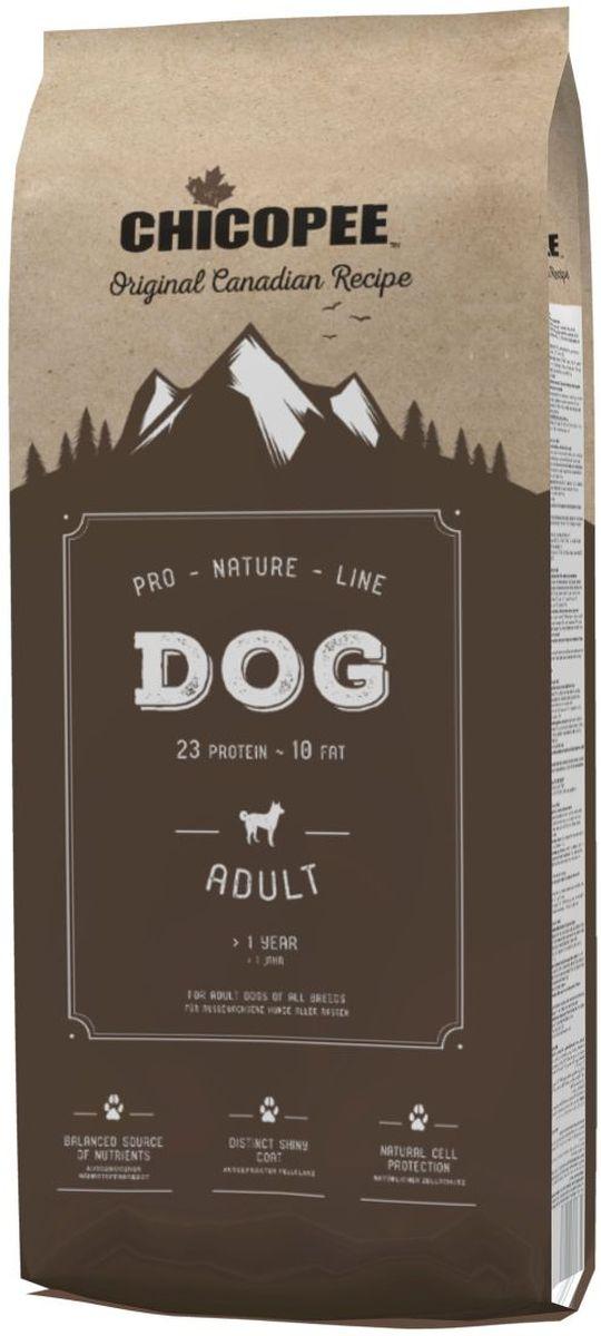 """Корм сухой Chicopee """"PNL Adult Dog"""", для взрослых собак всех пород, 20 кг"""