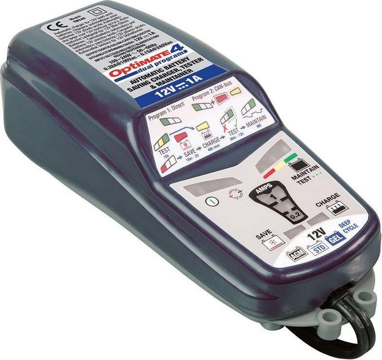 "Зарядное устройство OptiMate ""4 Dual Program"". TM340"