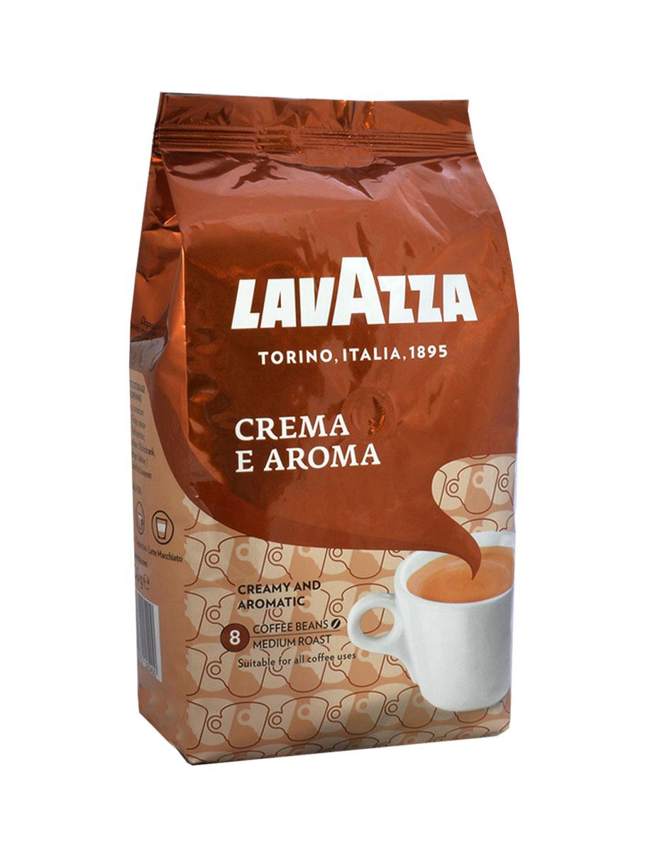 Lavazza Crema e Aroma кофе в зернах, 1 кг pausa aroma bar кофе в зернах 1 кг