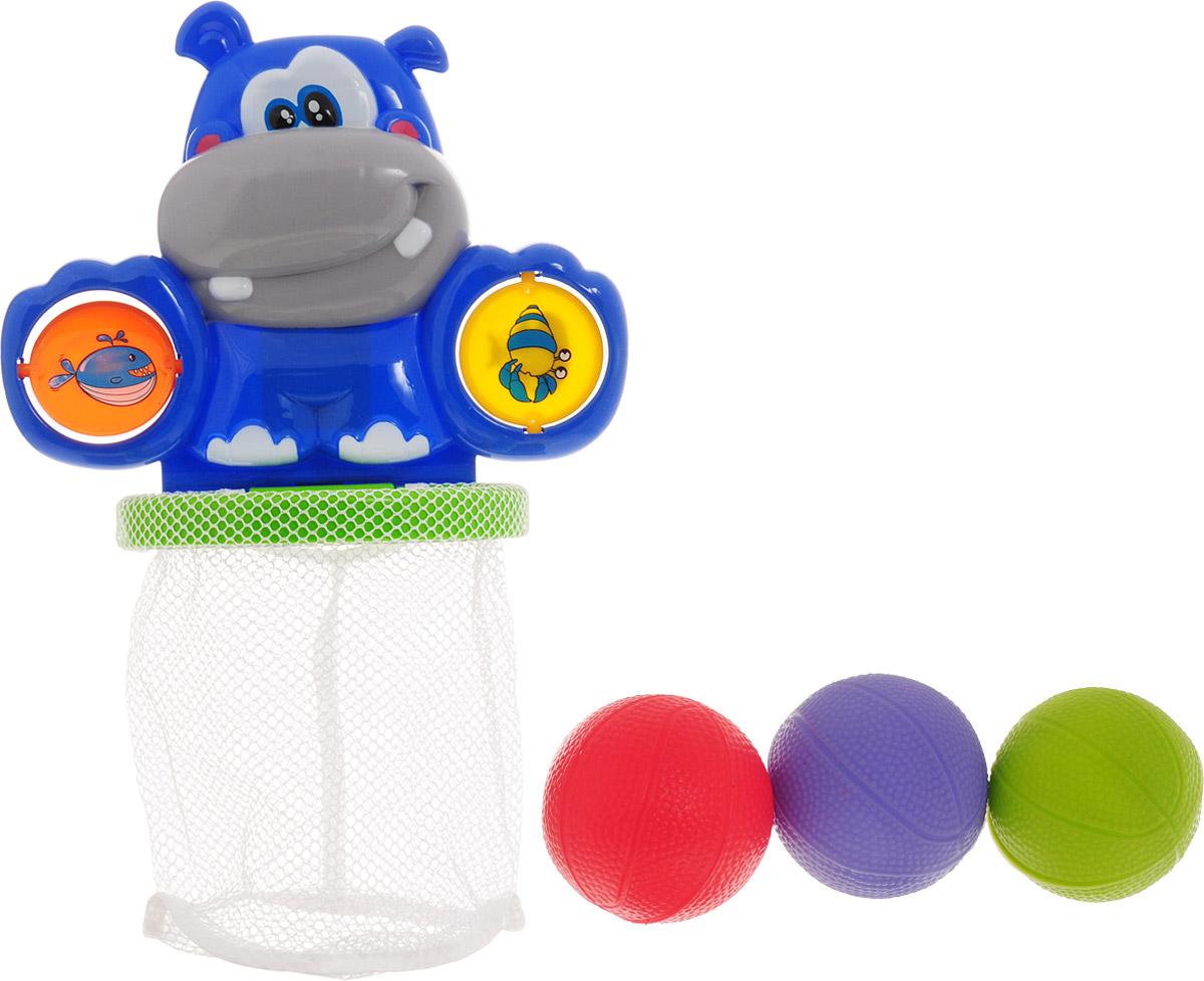 ABtoys Игрушка для ванной Водный баскетбол