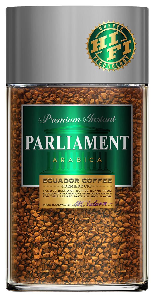 лучшая цена Parlament Arabica кофе растворимый, 100 г