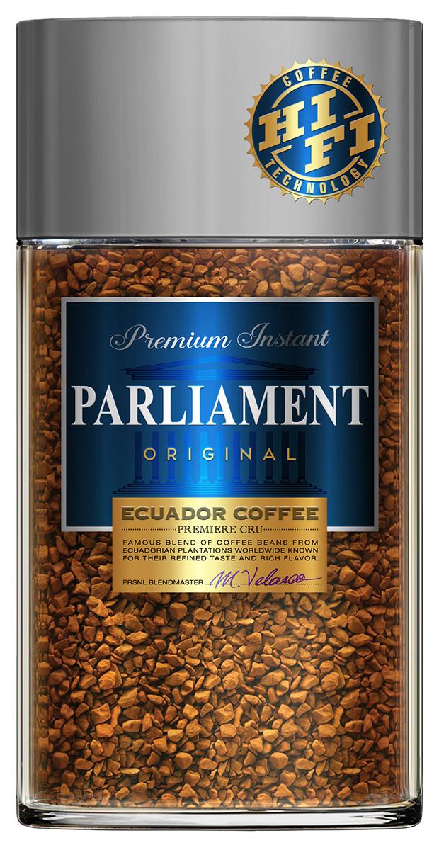 лучшая цена Parlament Original кофе растворимый, 100 г