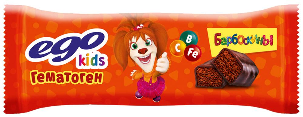 Ego Kids Гематоген Детский с витаминами Лиза, 35 г